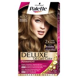 Deluxe Oil-Care Color Farba do włosów Średni blond 400
