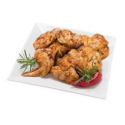Skrzydełka z kurczaka w marynacie na grill