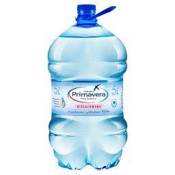 Woda źródlana niegazowana 5 l