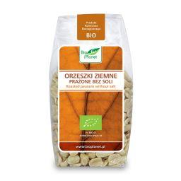 Orzechy ziemne prażone bez soli bio 150 g