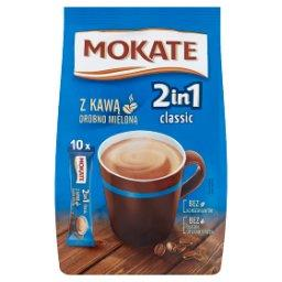 2in1 Classic Rozpuszczalny napój kawowy w proszku 140 g