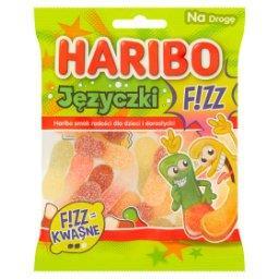Fizz Języczki Żelki o smaku owocowym