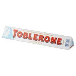 Szwajcarska czekolada biała z nugatem miodowo-migdałowym