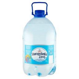 Zdrój Woda źródlana lekko gazowana 5 l
