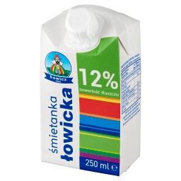 Śmietanka łowicka UHT 12%