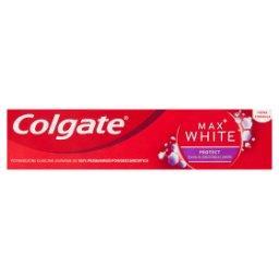 Max White White & Protect Łagodna mięta Pasta z fluo...