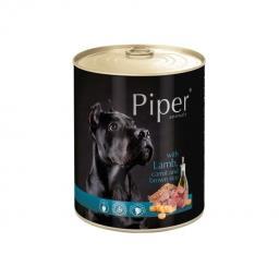 Mokra karma dla psa Piper Animals z jagnięciną i marchewką 800 g
