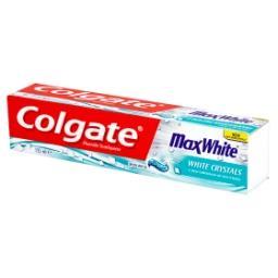 Max White Kryształowa mięta-żel Pasta z fluorem
