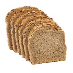 Chleb ze słonecznikiem mieszany 400 g