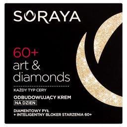 Art & diamonds 60+ Odbudowujący krem na dzień