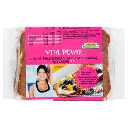 Vita Power Chleb pełnoziarnisty z mieszanką kiełków 4%