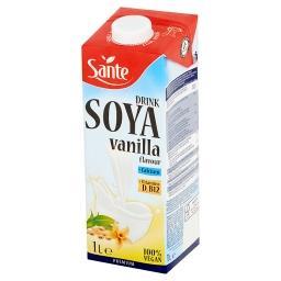 Napój sojowy o smaku waniliowym 1 l