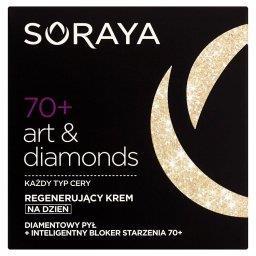Art & diamonds 70+ Regenerujący krem na dzień