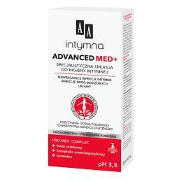 Intymna Med Advancedph 3,5 specjalistyczna emulsja ...