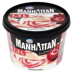 Ice Dream Lody jogurtowe i sorbet wiśniowy 1,3 l