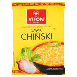 Smak chiński Zupa błyskawiczna