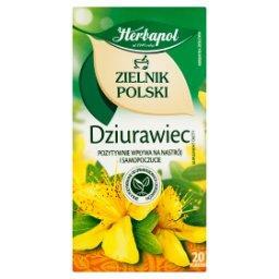 Zielnik Polski Dziurawiec Herbatka ziołowa Suplement...