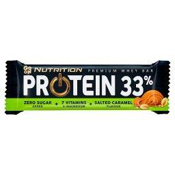 Go On Protein 33% Baton o smaku słonego karmelu