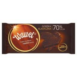 Czekolada gorzka klasyczna 70% Cocoa
