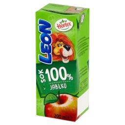 Leon Sok 100% jabłko
