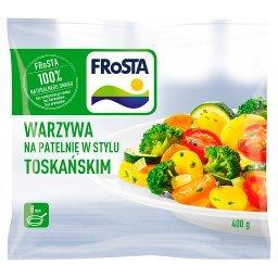 Warzywa na patelnię Toskańskie