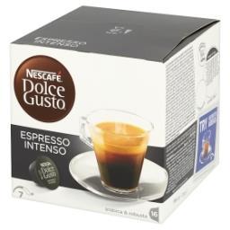 Dolce Gusto Espresso Intenso Kawa w kapsułkach 128 g (16 sztuk)
