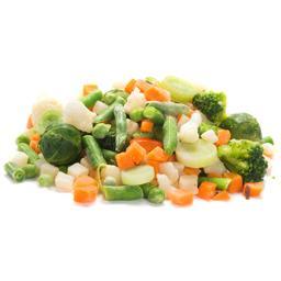 Mieszanka warzywna 8-składnikowa