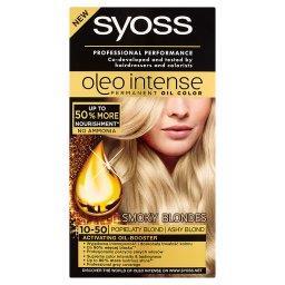 Oleo Intense Farba do włosów Popielaty blond 10-50