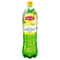 Ice Tea Green Matcha yuzu lime Napój niegazowany 1,5 l