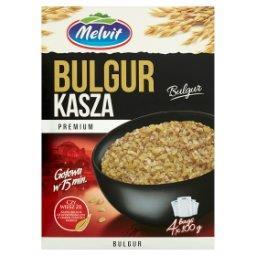 Premium Kasza bulgur 400 g (4 torebki)