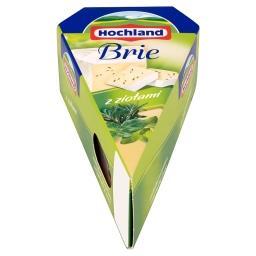 Brie z ziołami Ser