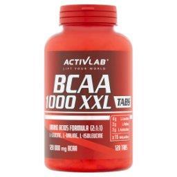 BCAA 1000 XXL Suplement diety  (120 sztuk)
