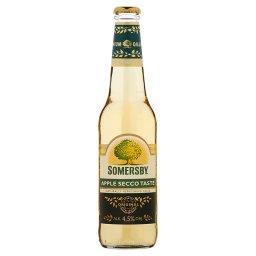 Napój piwny o smaku wytrawnym jabłkowym Secco