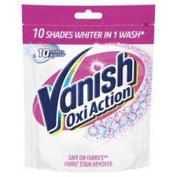 Oxi Action Odplamiacz do białych tkanin w proszku