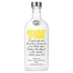 Citron Wódka o smaku cytrynowym