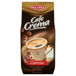 Cafe Crema Espresso Kawa ziarnista