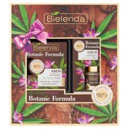 Botanic Formula Zestaw kosmetyków olej z konopi + szafran