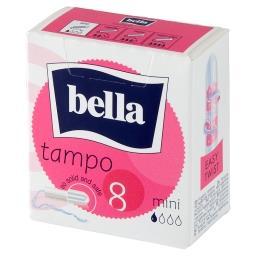 Mini Tampony higieniczne 8 sztuk