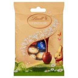 Lindor Asortyment jajeczek z mlecznej czekolady z nadzieniami
