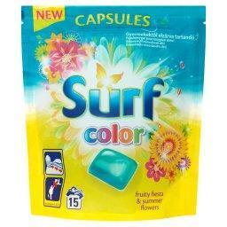 Color Fruity Fiesta & Summer Flowers Kapsułki do prania  (15 sztuk)