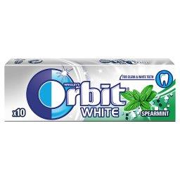 White Spearmint Guma do żucia bez cukru  (10 drażetek)