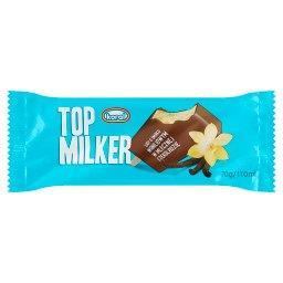 Top Milker Lody o smaku waniliowym w mlecznej czekoladzie