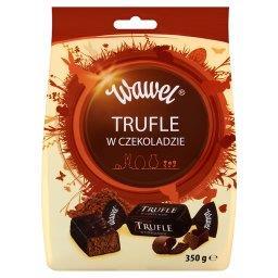 Trufle Cukierki o smaku rumowym w czekoladzie