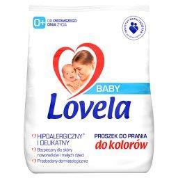 Baby Hipoalergiczny proszek do prania do kolorów  (1...