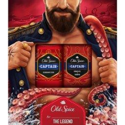Captain Zestaw podarunkowy dla mężczyzn