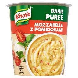 Danie Puree Mozzarella z pomidorami