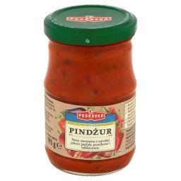 Smaki kuchni śródziemnomorskiej Pindżur Pasta warzyw...