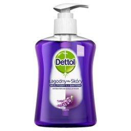 Antybakteryjne mydło w płynie ukojenie