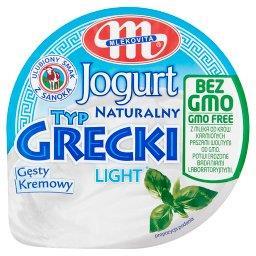 Jogurt naturalny typ grecki light
