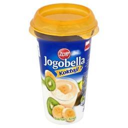 Jogobella Koktajl banan-kiwi Mleko fermentowane